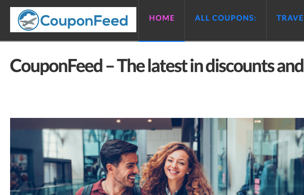 couponfeed - coupon websites