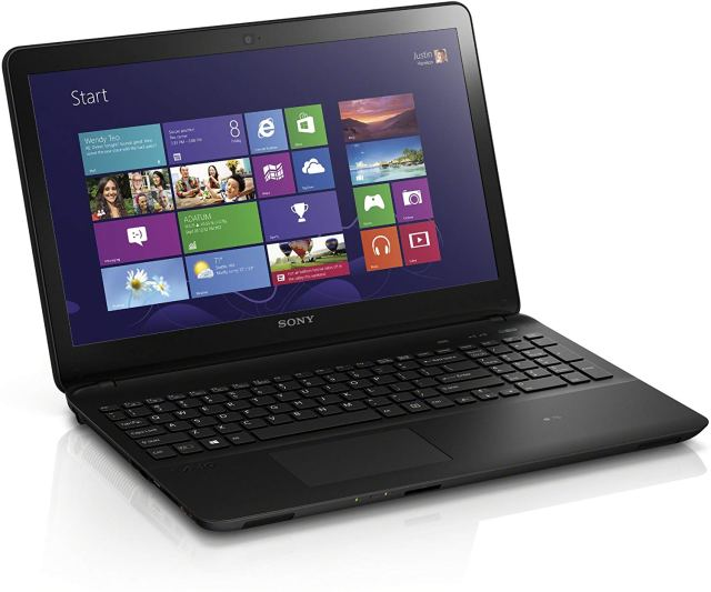 sony vaio fit laptop