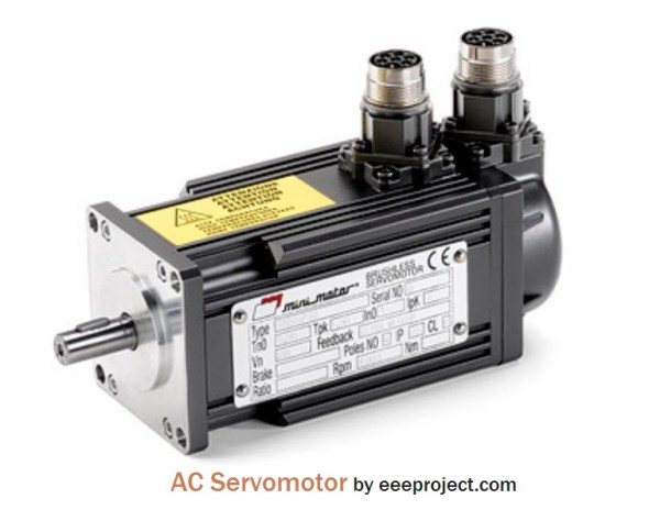 AC servo motor [Explained] in detail