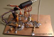 FM transmitter circuit with 3km Range