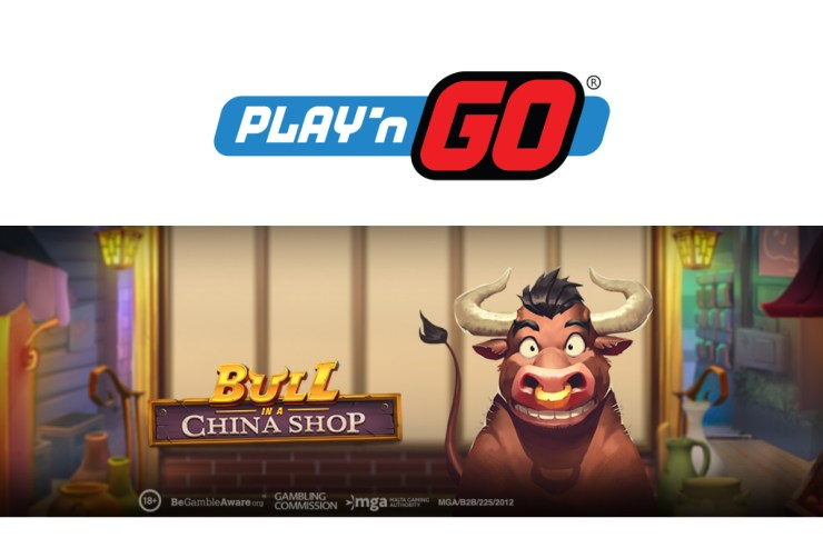 Play'n GO Are 'Bull-ish' Over Their New Slot Release!