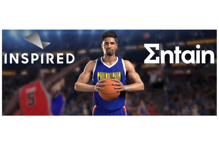 Inspired Announces New Contract With Entain
