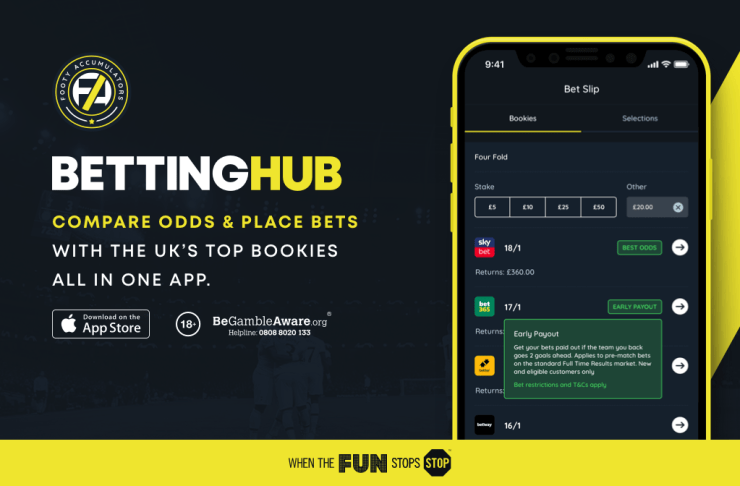 Footy Accumulators Betting Hub a hit with operators as app delivers record player numbers