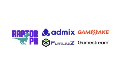 admix,-gamestream,-gamebake-and-playla.bz-appoint-raptor-pr-as-agency-of-record
