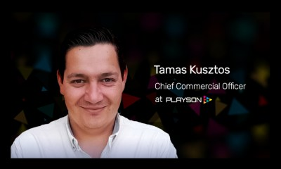 playson-appoints-tamas-kusztos-to-new-cco-role