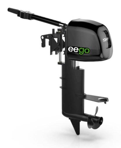 Sähköperämoottori 6500W 48V 1