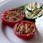 Gepersilleerde Tomaten