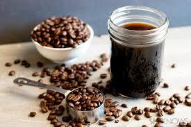 Koud Gebrouwen Koffie (Sousvide)