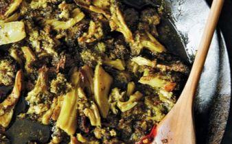 Voor altijd gekookt Broccoli