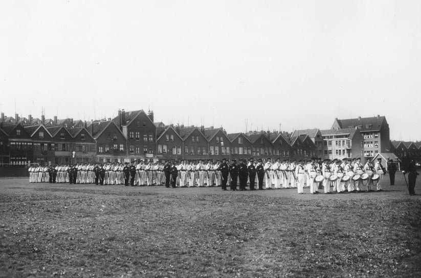 Schuttersveld 1937