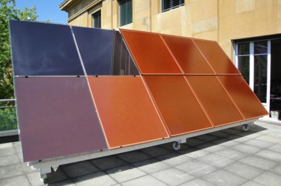 солнечные батареи, Швейцария, крыша