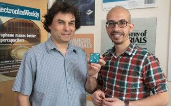Ученые США разработали устройство, которое производит электроэнергию и водород одновременно