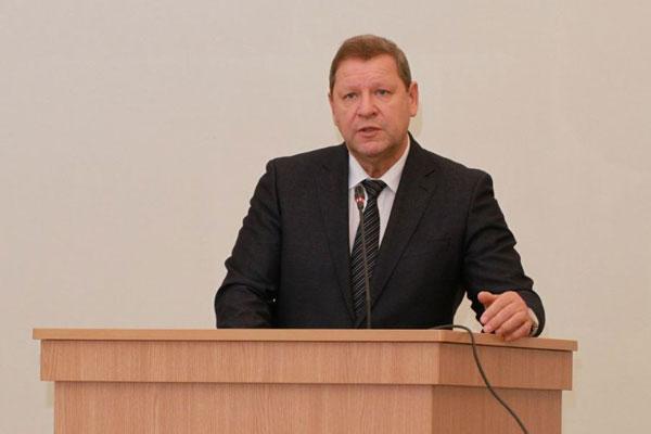 член коллегии ЕАЭС по промышленности и АПК ЕЭК Сергей Сидорский