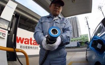 Япония и «водородного общества»