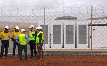 Австралия, виртуальная электростанция, Tesla