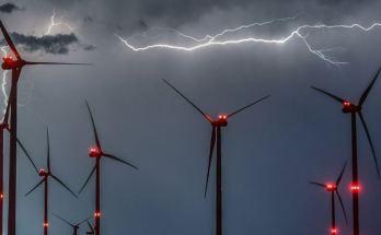 ветровые турбины