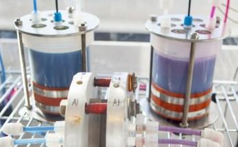 органическая протонная батарея