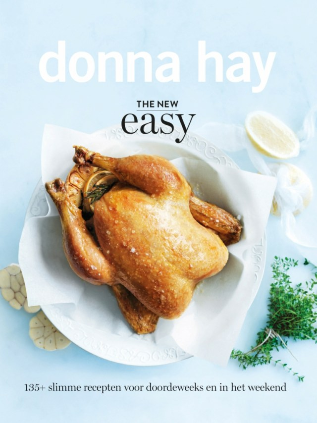 """""""The new easy"""" Donna Hay"""