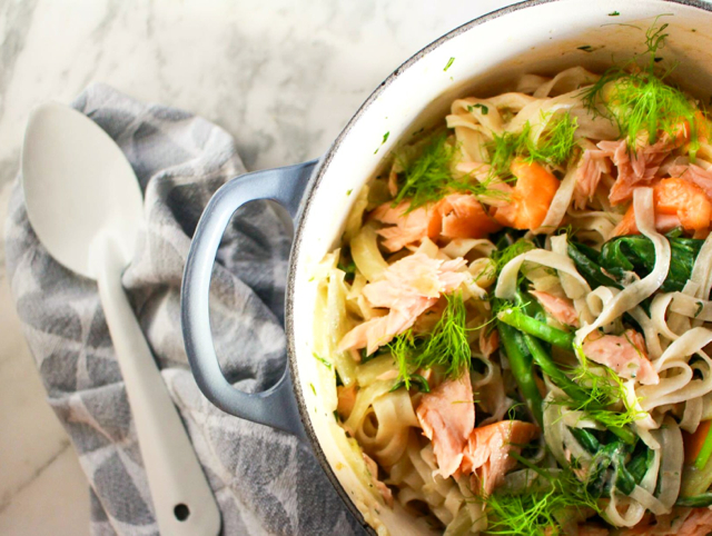 Gezond eten begint met gezond verstand: Zelfgemaakte pasta / www.eenlepeltjelekkers.be