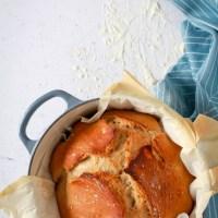 Supergemakkelijk brood zonder kneden
