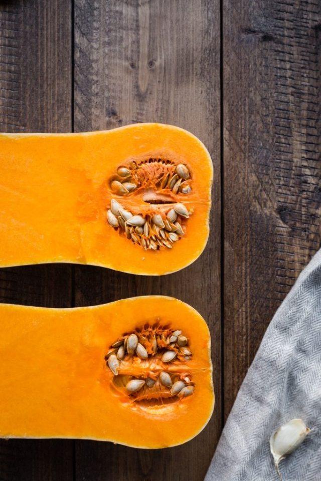 Butternut pompoen / www.eenlepeltjelekkers.be