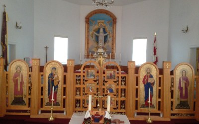 The Travelling Iconostasis