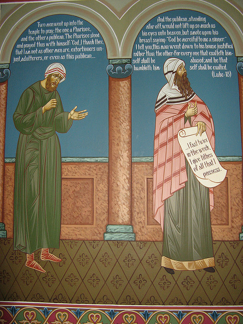 February 5, 2017 Sunday of the Publican and Pharisee, Octoechos Tone 5; Post-feast of the Encounter; The Holy Martyr Agatha (249-51)