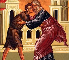February 12, 2017; Sunday of the Prodigal Son; Octoechos Tone 6; Our Holy Father Meletius, Archbishop of Antioch (379-95)