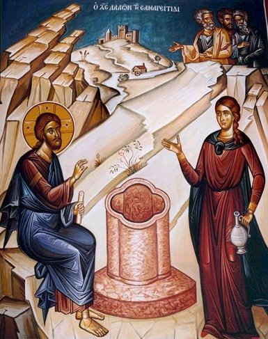May 14, 2017 Fifth Sunday of Pascha: Sunday of the Samaritan Woman; Post-feast of Mid-Pentecost; Holy Martyr Isidore (249-51)