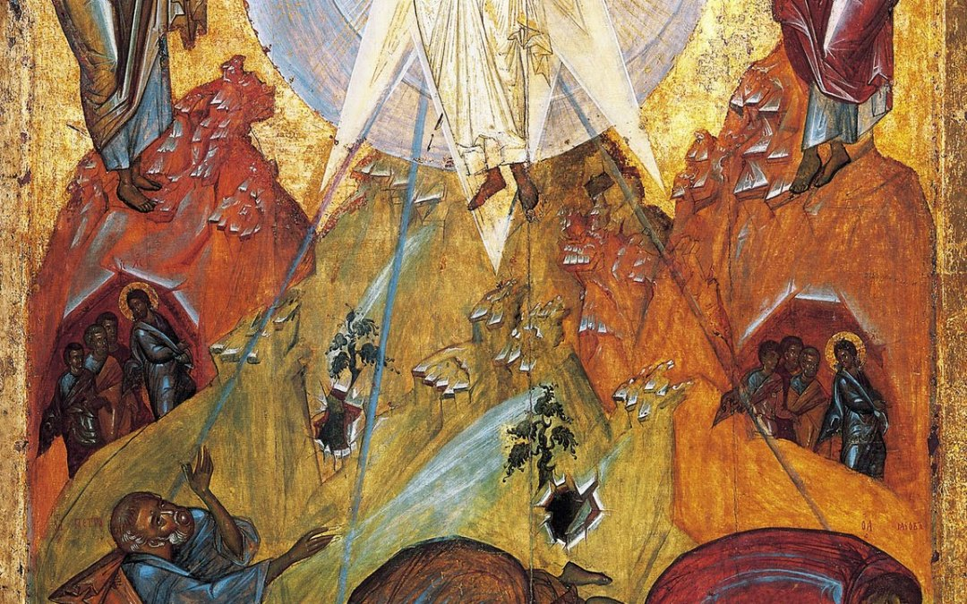 August 6, 2017 Holy Transfiguration of our Lord God and Saviour Jesus Christ