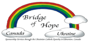 "Bishop's Letter of Support for Bridge of Hope – Project ""Home of Hope"" – ENG/UKR"
