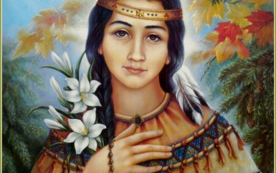 VIDEO: Saint Kateri Tekakwitha: Mohawk Mystic of North America