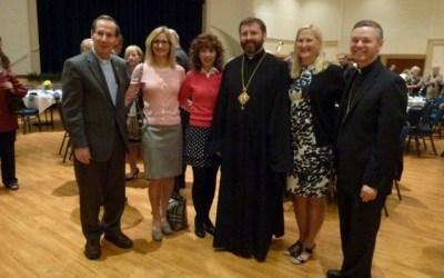 Photos: Bishop David in Ukraine