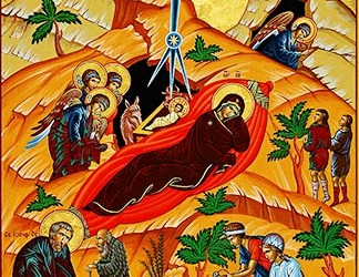 Christmas & Theophany Service Schedules 2016