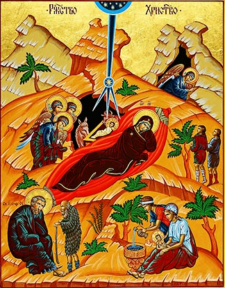 2013/2014 PASTORAL LETTER OF THE UKRAINIAN CATHOLIC BISHOPS OF CANADA  ON THE OCCASION OF THE FEAST OF THE NATIVITY OF OUR LORD (ENG/UKR)