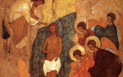 January 6, 2017 Holy Theophany of Our Lord, God and Saviour Jesus Christ