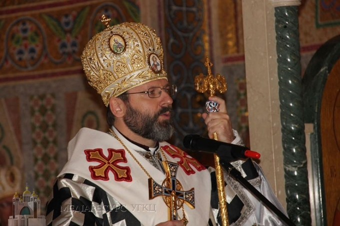 Pastoral letter of His Beatitude Sviatoslav and the Permanent Synod of the ocassion of the Great Fast 2014