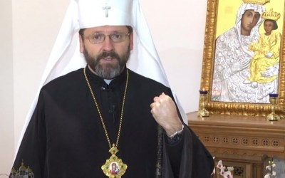 Greeting of His Beatitude Sviatoslav To Canadians of Ukrainian Descent Marking the 125th Anniversary of Ukrainian Settlement in Canada 1891–2016 (ENG/UKR)