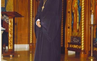 New US Ukrainian Bishop makes community a priority