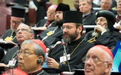 "Head of the UGCC: ""Today the Church has a sacred duty to protect and preserve the family"""