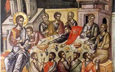April 13, 2017 Great and Holy Thursday Vespers with the Divine Liturgy of St. Basil the Great