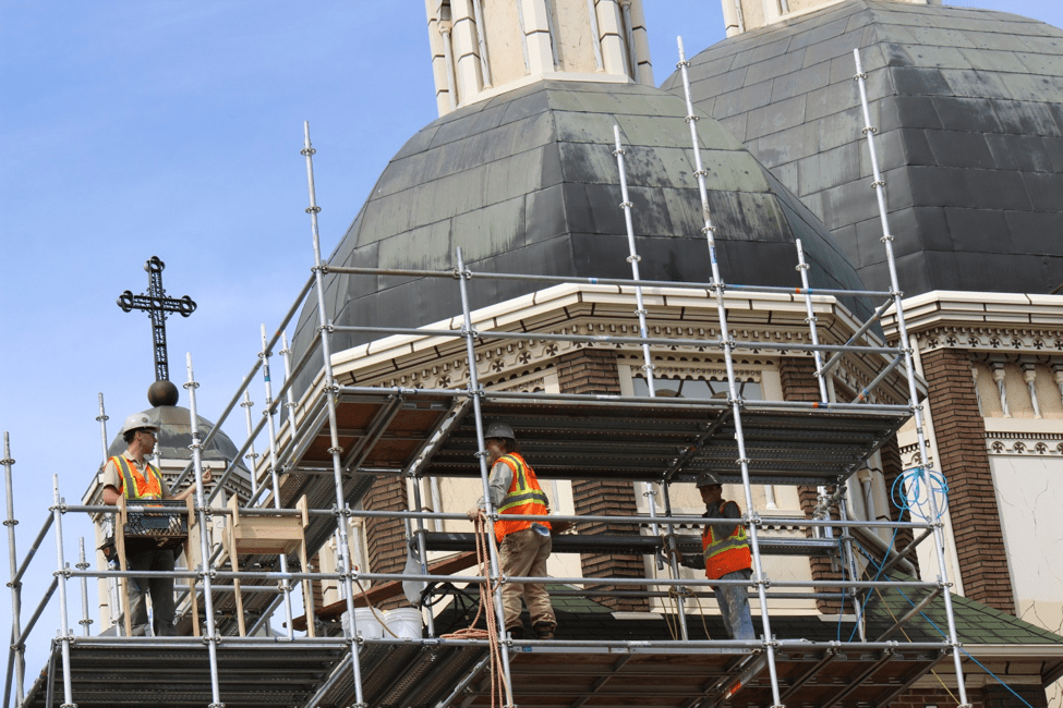 Restoration of an Alberta Cultural and Historical Treasure: St. Josaphat Cathedral