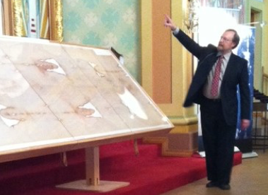 You are Invited to Attend a Presentation on The Shroud of Turin