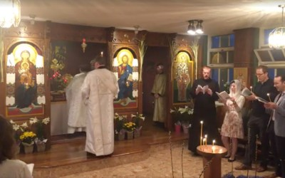 Video: Holy Spirit Seminary Paschal Matins and Divine Liturgy of St. John Chrysostom