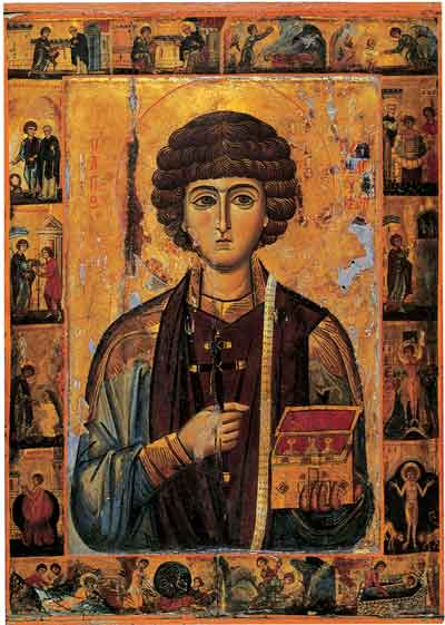 July 27, 2017 Holy Great Martyr and Healer Panteleimon