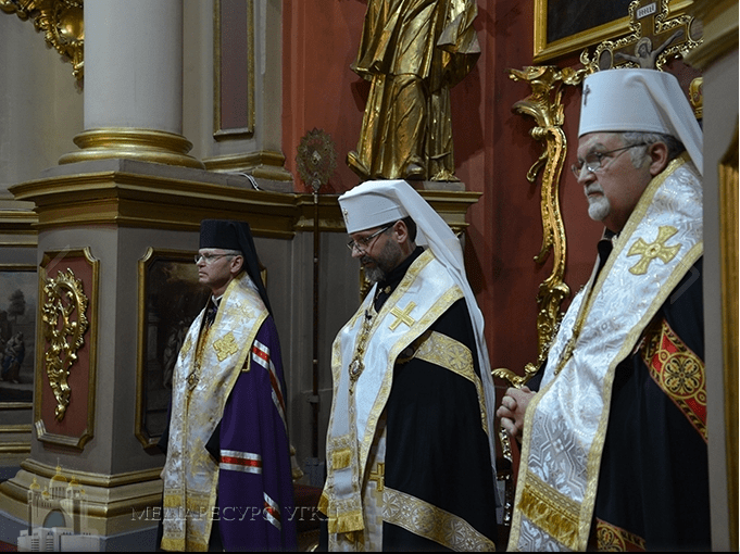 Photos: Episcopal Ordination of Auxiliary Bishop for Philadelphia Archeparchy Andriy (Rabiy)