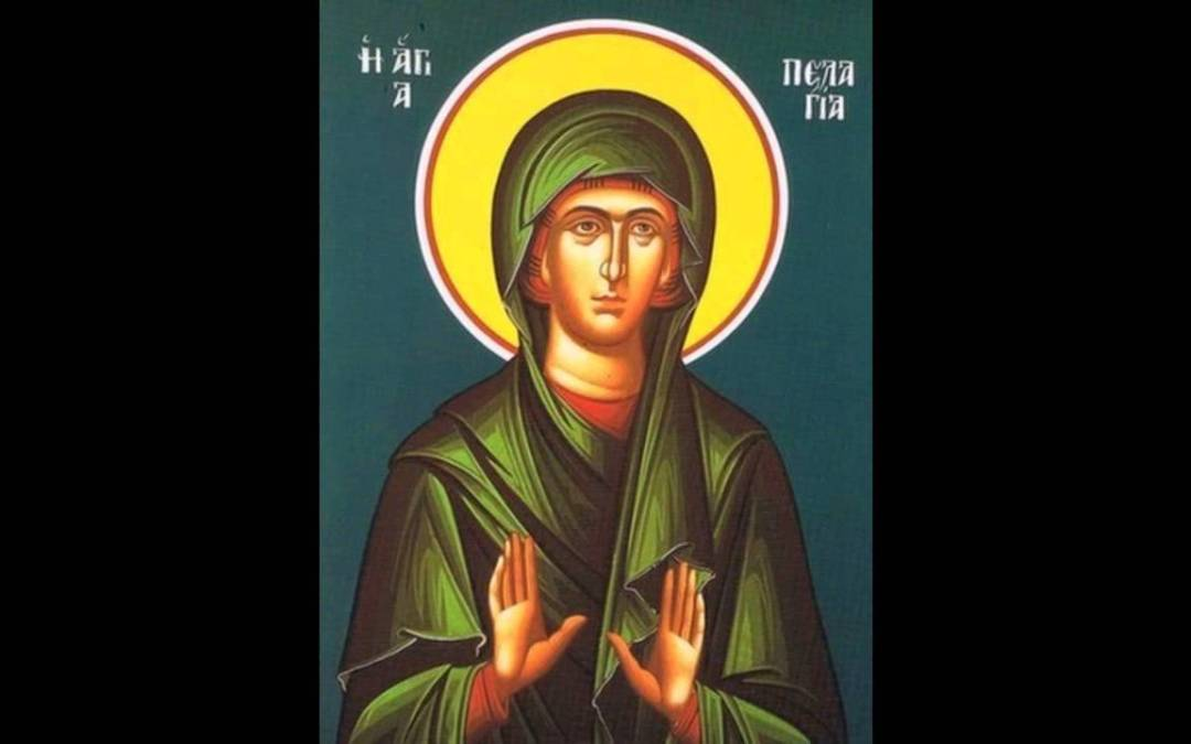 October 8, 2017; Eighteenth Sunday after Pentecost; Octoechos Tone 1; Venerable Mother Pelagia