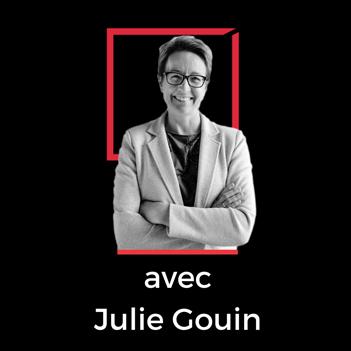 Julie Gouin et la pensée stratégique