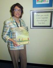 Cynthia Evans of Kokomo Schools