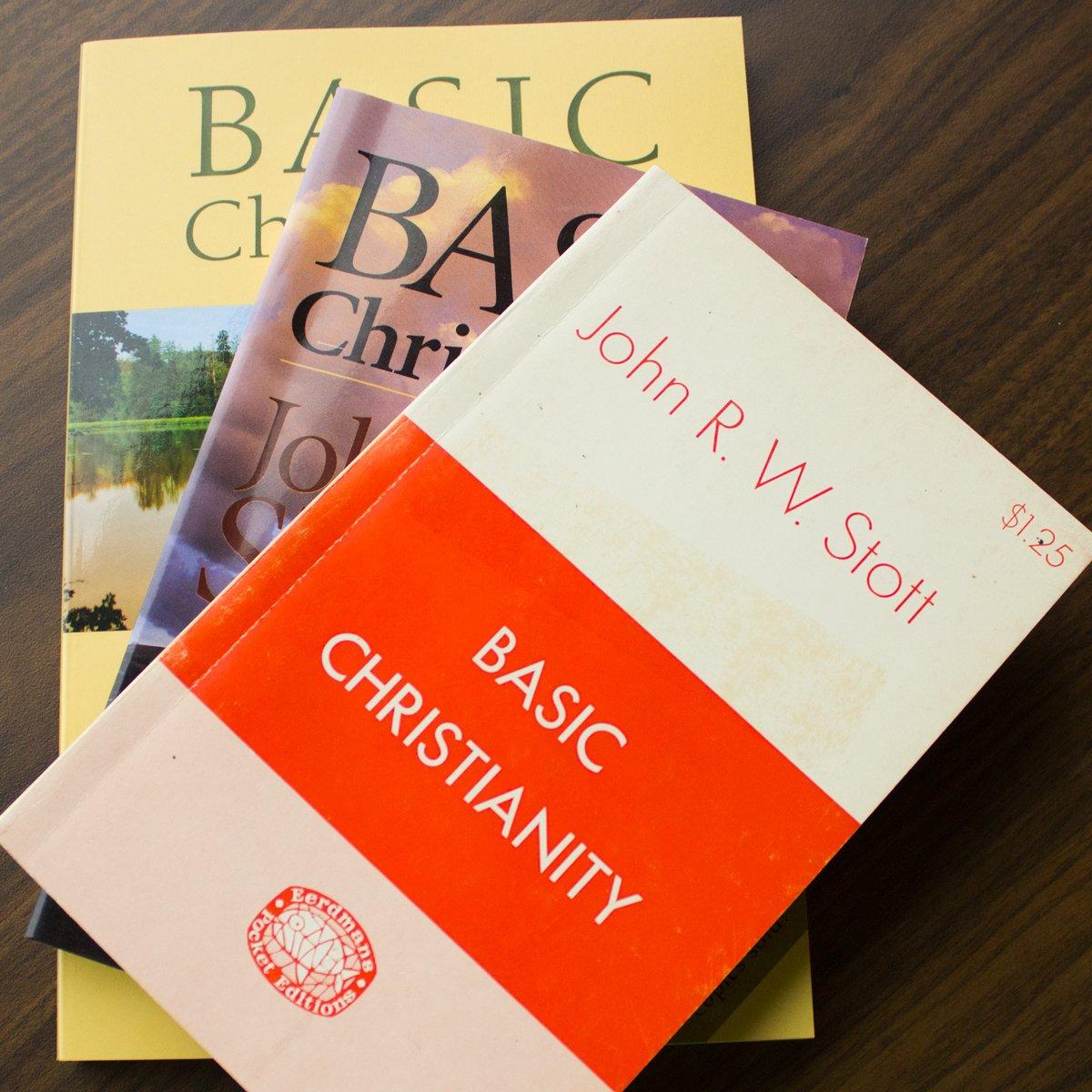 Basic Christianity John Stott Pdf Download